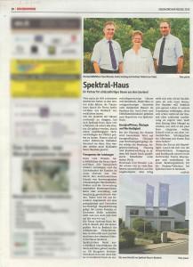 2012 Spektral-Haus Wochenspiegel Neunkircher Messe 2012 31.08.2012 blur 1200